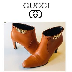 60d40cf526a Gucci Ankle Boots   Booties for Women